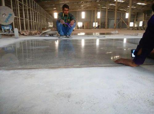 Polished Concrete Flooring Service