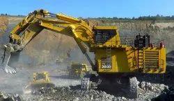 Komatsu PC3000-6 Hydraulic Excavator, 253 ton, 1260 hp