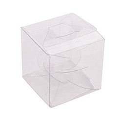 PVC Gift Packaging Box
