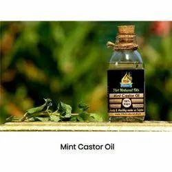 Mint Castor Oil, Packaging Size: 100 Ml