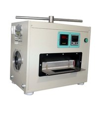 Plastic Id Card Fusing Machine
