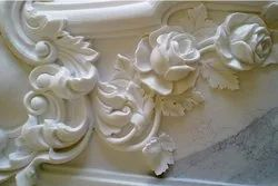 Rose Flower Carving Work
