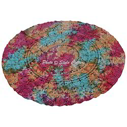 Mandala Tapestry Beach Throw