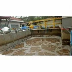 Sugar Industry Industrial Effluent Industrial Waste Water Treatment Plant, 0.4 kW, Automation Grade: Automatic