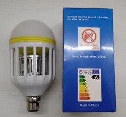 FLUORA White Mosquito Killer Bulbs, for Hotel
