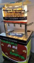 21 Liter Pani Puri Filling Machine