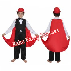 Kids Magician Costume