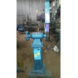 Pedestal Belt Grinder with Bench Grinder