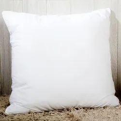 Sublimation White Cushion