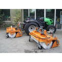 Ride On Sweeper Machine