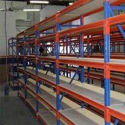 MS Paint Coated Heavy Duty Storage Rack