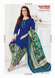 Cotton Rajasthani Patiala Pari Suit