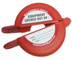 Gate Valve Lockout (25mm To 63.5mm)