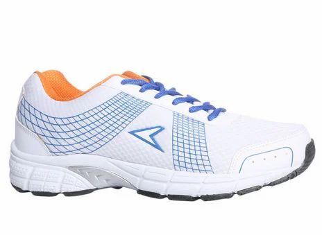 b15e8479bffb Bata Power White Sports Shoes For Men