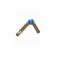 Brass Crank Joint Pole, 10 Pcs