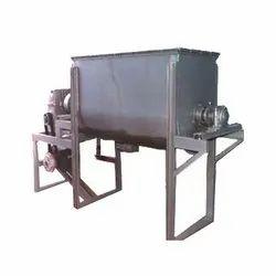 Stainless Steel SS Ribbon Blender, for Industrial, Capacity: 2000 Kg