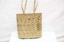 Sea Grass Shoulder Bag