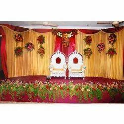 Reception Hall Decoration Service