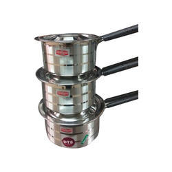 Subhash Stainless Steel Saucepan