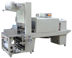 Semi-Automatic Web Sealing Machine