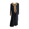 Ladies Party Wear Embroidered Suit