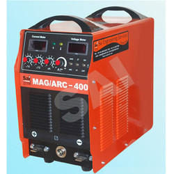 SAI MIG/ARC 400 Inverter Welding Machine