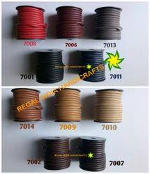 Stitched Nappa Leather Cord