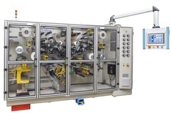 Automatic HT Capacitor Winding Machine (HT 350i)