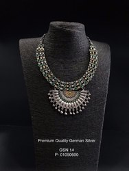 Arcform Stone Necklace