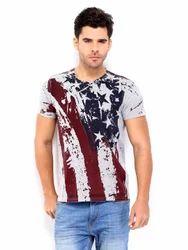 Half Sleeve Perfect Men's Wear T-Shirts