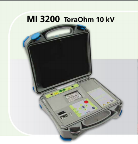 Metrel MI 3200 Professional Insulation Testing With Powerful Diagnostics Tools