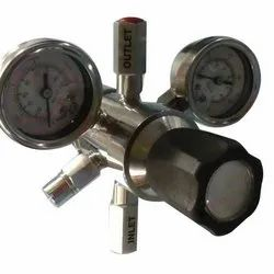 Two-Stage Gas Regulator