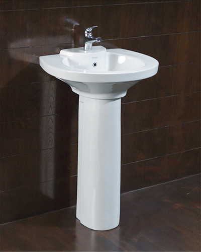 Pedestal basin set, Amy