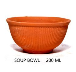 CLAY SOUP BOWL 200 ML
