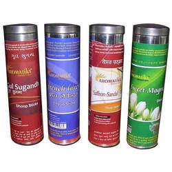 Aromatika Incense Dhoop Sticks (Tin Tube)