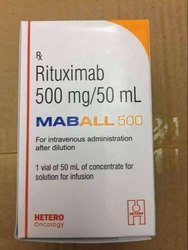 Rituximab Maball, Dose: 500 mg