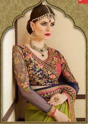 Sonia Queen 7950 Series Bridal Ethnic Saree