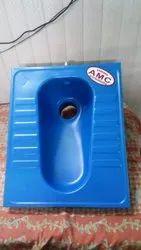 Stainless Steel Orissa Pan Toilet Seat