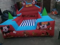 BALL POOL INFLATABLE
