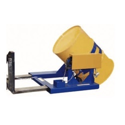 Forklift Drum Turner Rental Service