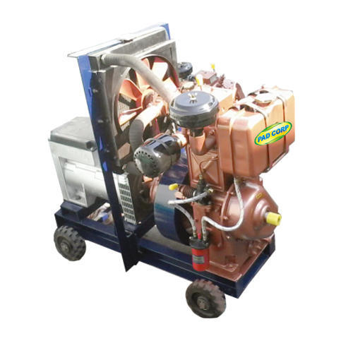 Generator Power 10 Kva Voltage 415 V Padgilwar Corporation Id 19015884988