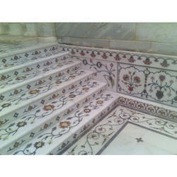Stairs Inlay Work
