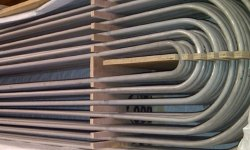 Stainless Steel 310 / 310S Seamless U Tubes