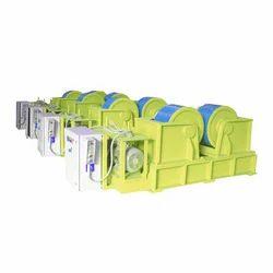 Coupling Shaft Type Welding Rotator