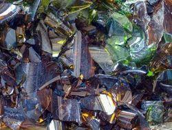 Multicolor Glass Scrap/Bottle Scrap