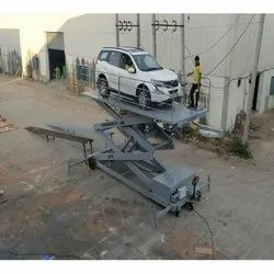 FIE-150A Movable Scissor Car Lift