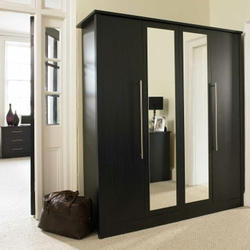 Modern Double Door Wardrobe