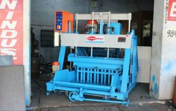 Hollow Solid Block Making Machine