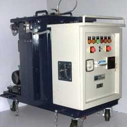 Electrostatic Hydraulic Oil Filtration Machine
