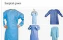 Blue Non Woven Surgical Gown, For Hospital